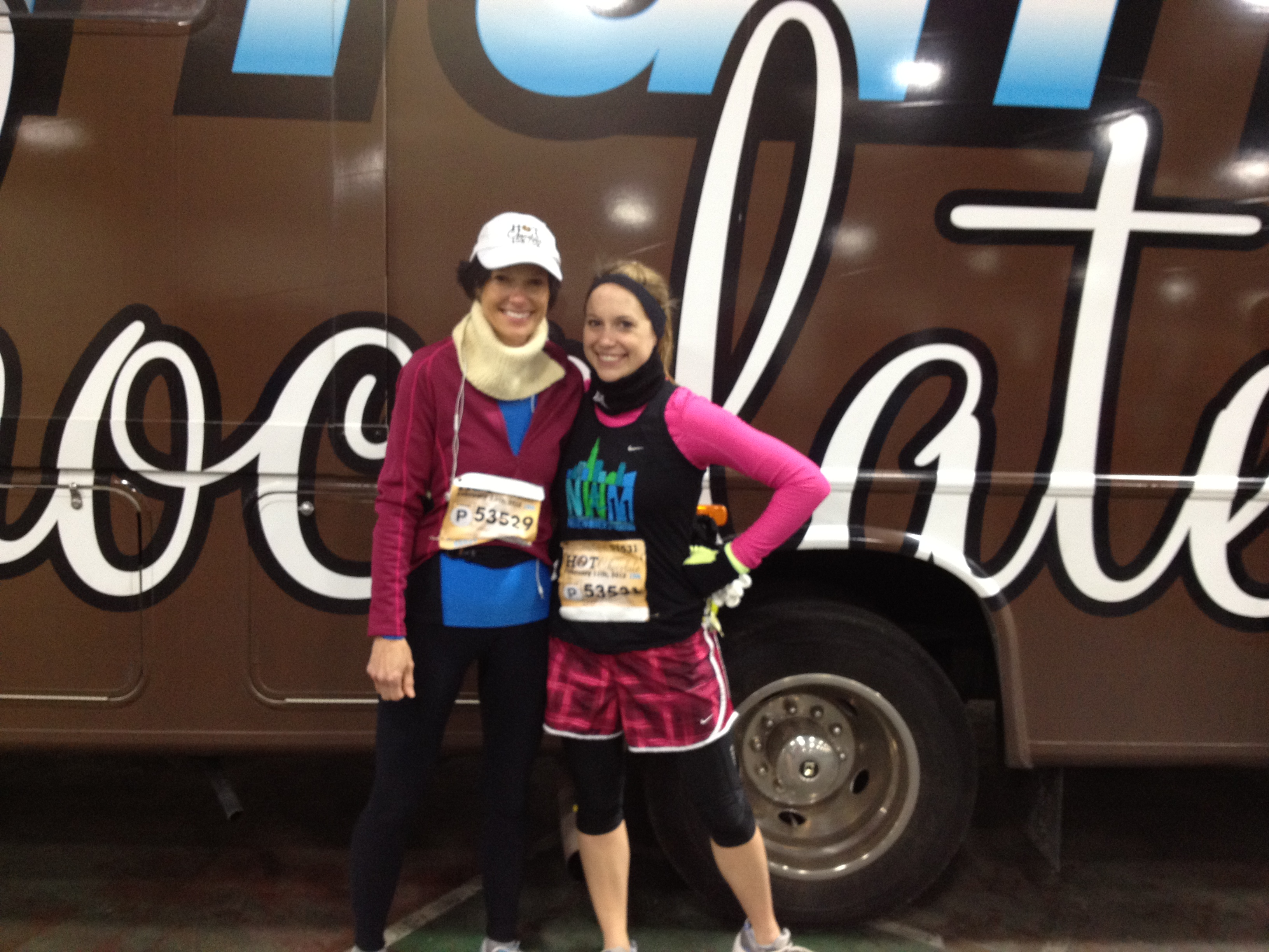 Hot Chocolate 15K Review | The Spunky Runner :: Jesus • Sweat • Play
