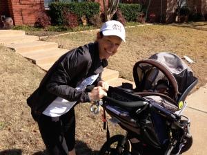 First Run mom